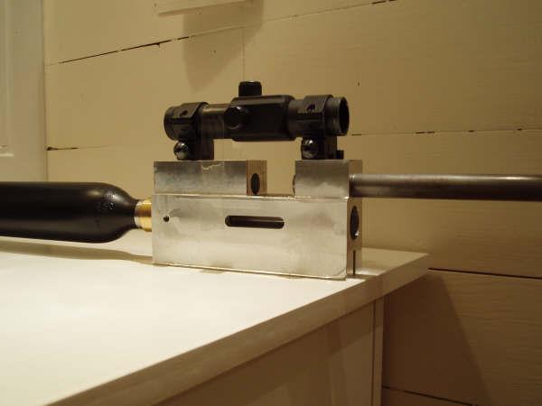 Schaefer - Modern Stock Airgun