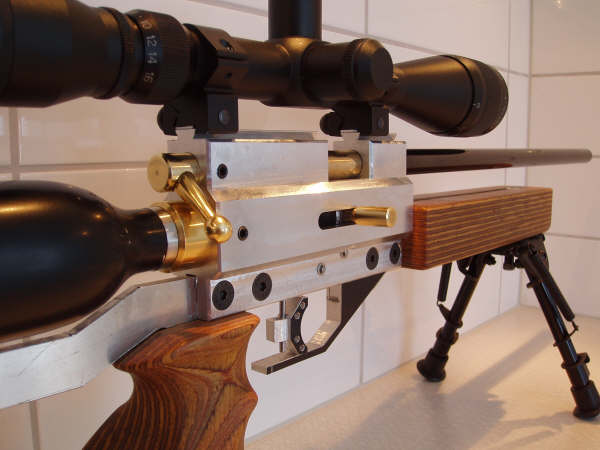 Schaefer Modern Stock Airgun
